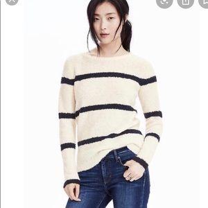 Banana Republic boucle sweater XS